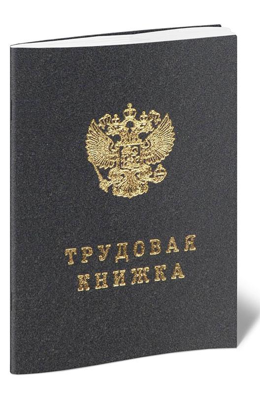 Трудовая книжка (серия ТК-VI)